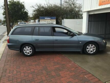 2006 Holden Commodore VZ Executive Odyssey 4 Speed Automatic Wagon Somerton Park Holdfast Bay Preview