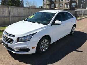 2016 Chevrolet Cruze Limited LT - ONLY 35,000 KMS.