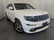 2013 Jeep Grand Cherokee WK MY2014 SRT White 8 Speed Sports Automatic Wagon Elizabeth Playford Area Preview