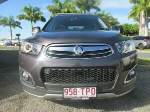 2013 Holden Captiva CG MY14 7 AWD LTZ Grey 6 Speed Sports Automatic Wagon Mackay Mackay City Preview