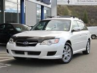 2009 Subaru Legacy Legacy | Pzev | Symmetrical All-Wheel-Drive |