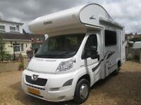 2010 ELDDIS AUTOQUEST 130 FIVE BERTH, LOW MILEAGE MOTORHOME FOR SALE