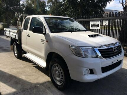 Toyota Hilux Xtra cab 2015 4x4 Turbi Diesel with Gal Tray Macksville Nambucca Area Preview
