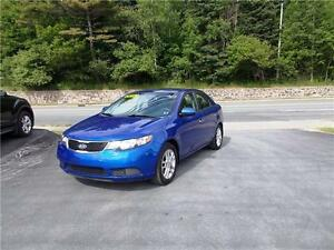 2012 KIA FORTE...LOADED!! HEATED FRONT SEATS, BLUETOOTH & MORE!!