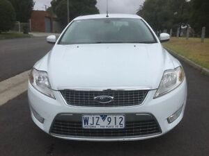 2008 Ford Mondeo MA TDCi 6 Speed Automatic Sedan Fawkner Moreland Area Preview