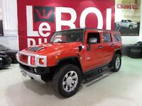 Hummer H2 LUXURY NAVI TV/DVD 6.2L 2009