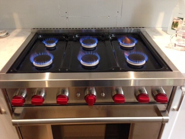Gas Stove Gas Line Appliance Installations Same Day