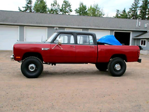 Wanted to buy vintage   crew cab