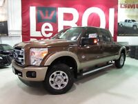 Ford F-250 KING RANCH FX4 DIESEL 2012