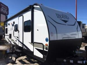 2019 FOREST RIVER SURVEYOR 240BHLE Double Bunks