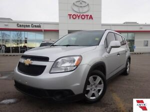 2012 Chevrolet Orlando LS 7 PASS/ CLEAN CARFAX/ 6spd Manual