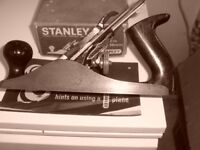 STANLEY 10 INCH NO 4 Smoothing plane.