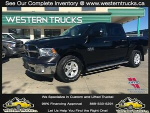 2014 Ram 1500 4x4 ~ 8-Speed ~ Towing Package ~ $0 Dn $193 B/W