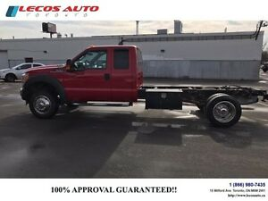 2015 Ford Super Duty F-550 DRW XLT