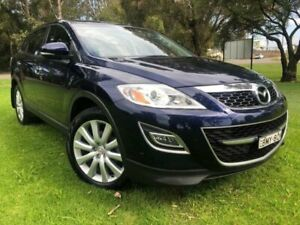 2009 Mazda CX-9 09 Upgrade Luxury Blue 6 Speed Auto Activematic Wagon Tuggerah Wyong Area Preview