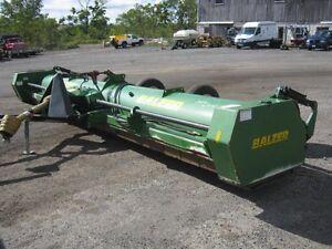 Balzer 2000 Flail Mower