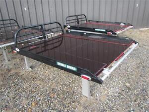DENALI DECKS *** 8 FOOT *** Black Aluminum Sled Decks !!!