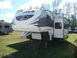 2016 Puma 259RBSS 5th Wheel Trailer with Double sized Bunkbeds Stratford Kitchener Area image 2