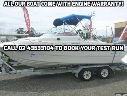Loads of used Boats for Sale with Warranty and trade-ins welcome