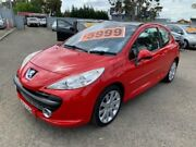 2007 Peugeot 207 GT Red 5 Speed Manual Hatchback Cabramatta Fairfield Area Preview