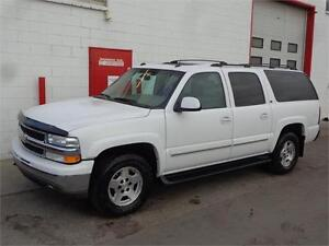 2004 Chevrolet Suburban LT 4WD ~ Leather ~ DVD ~ $6999