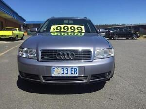 2004 Audi A4 Wagon S-Line 1.8Turbo 6 Speed Manual Quattro Prospect Vale Meander Valley Preview