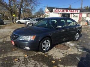 2010 Hyundai Sonata Leather/Roof/Loaded/Certified
