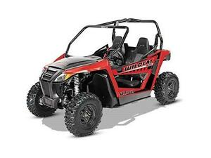 ARCTIC CAT SIDE X SIDE BLOW OUT