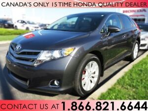 2014 Toyota Venza LE AWD   NO ACCIDENTS