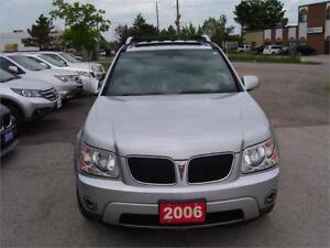 2006 Pontiac Torrent Sport LEATHER SUNROOF LOADED.