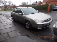 FORD MONDEO GHIA TDCI 12 MONTHS MOT IMACULATE INSIDE AND OUT £795