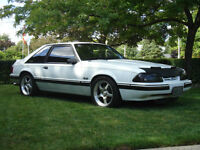 For Sale 1989 5.0L Mustang LX 5 Speed