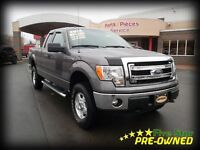 2014 Ford F-150 XLT SUPERCAB 4X4 5.0L V8 ONE OWNER!