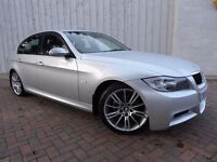 BMW 3 Series 320i M Sport ...Superb Example Throughout, with M Sport Refinements, Low Miles for Year