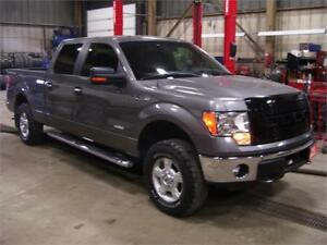"2012 Ford F-150 XLT  "" New Ford Factory Engine"""