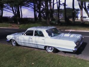 1963 Chevrolet Bel Air Sedan Rosebud Mornington Peninsula Preview