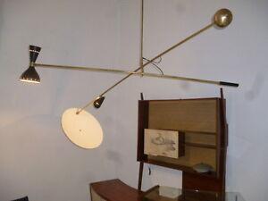 LUCI,DRAGONFLY Stilnovo Arteluce Meulle Gauriche stile, design 50 60 - Italia - L'oggetto può essere restituito - Italia