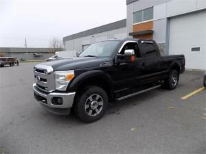 2011 Ford Super Duty F-250 SRW Lariat  ** IMPÉCABLE**
