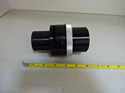 Microscope Part Lamp Illuminator Lens Optics As Is Aj-07