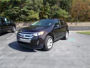 2013 FORD EDGE SEL AWD...LOADED!! REAR VIEW CAMERA & BLUETOOTH!!