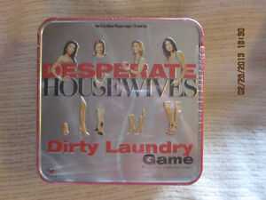 BRAND NEW Desperate Housewives Game