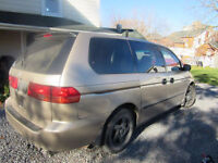 1999 Honda Odyssey Certified and E-tested!!
