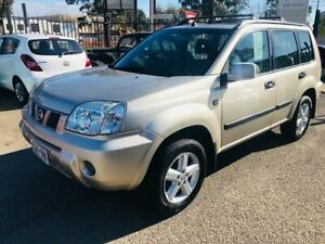 2006 Nissan X-Trail T30 MY06 ST-S X-Treme (4x4) Gold 4 Speed Automatic Wagon Woodville Park Charles Sturt Area Preview