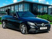 2018 Mercedes-Benz C Class C250D Sport Premium Plus 2Dr Auto Cabriolet Diesel Au