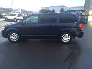 2016 Dodge Grand Caravan CVP, Remote Start, middle row bench, re