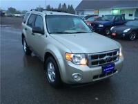 2010 Ford Escape FWD 4dr XLT  79,000 KM