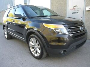2013 Ford Explorer Limited  AWD *** Cuir,Toit pano, Nav***