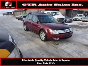 2008 Ford Taurus Limited AWD *FULLY LOADED, REMOTE START*