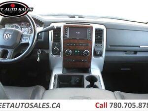 2012 Ram 3500 Laramie 4x4 Mega Cab LIFTED DIESEL !! Edmonton Edmonton Area image 9