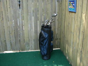 Men's Right Hand King Cobra golf clubs sets